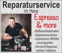 Service Kaffeeautomaten