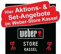 Angebote aus dem Weber Store Kassel im bunten Haus