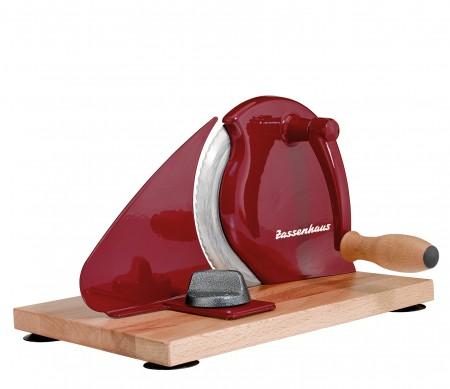 Zassenhaus Brotschneidemaschine CLASSIC rot