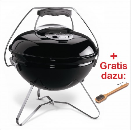 Smokey Joe Premium, 37 cm, Blackb Set W1