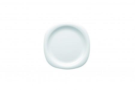 Suomi Weiß Frühstücksteller 20 cm