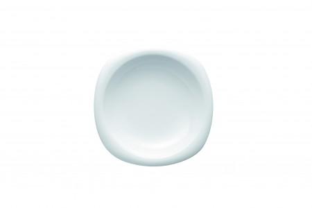 Suomi Weiß Suppenteller 23 cm