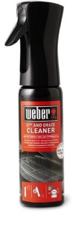 Weber Q und Grillrostreiniger