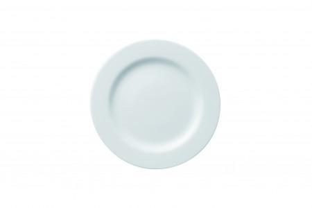 Moon Weiß Frühstücksteller 22 cm Fahne