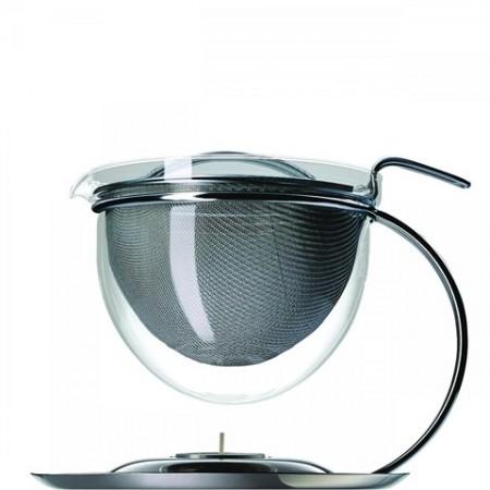 Teekanne, mono filio, mit intergriertem Stövchen, 1,5l