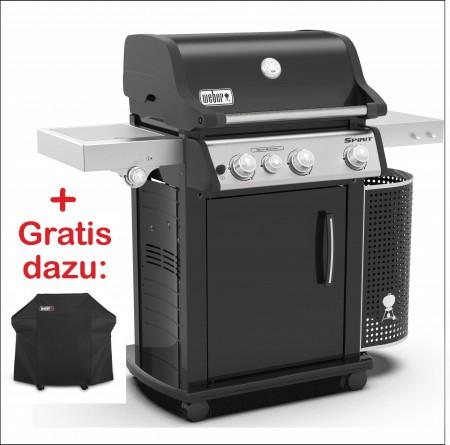 Spirit™ EP-335™ Premium GBS™ Black