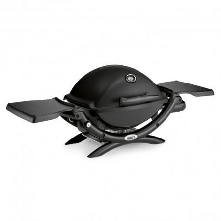 Weber Q 1200, Black Line  Der Barbecue-Individualist
