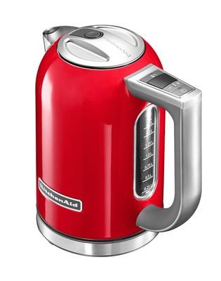 Wasserkocher 1,7L Empire rot