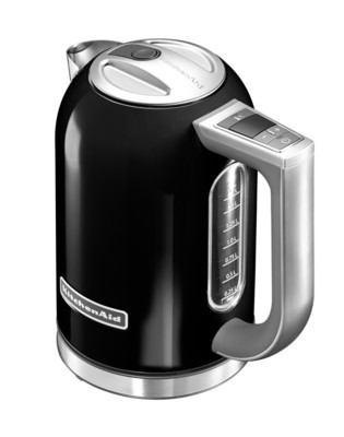 Wasserkocher 1,7L Onyx schwarz