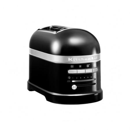 2-Scheiben-Toaster onxy schwarz