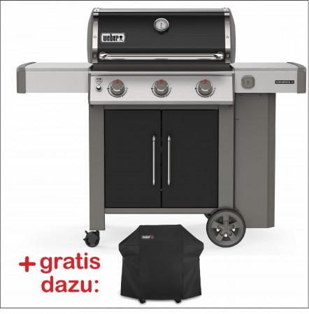 Genesis® II E-315 GBS - Gasgrill  Schwarz Se1 1