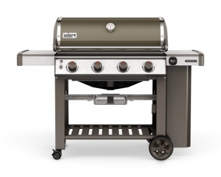 Genesis II E-410 GBS Smoke Grey