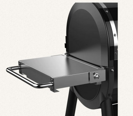 Edelstahl-Seitentisch für SmokeFire