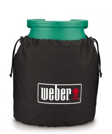 Gasflaschenschutzhülle klein, 5 kg Black