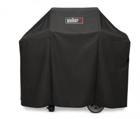 Premium Abdeckhaube - für Genesis® II 200-Serie Black