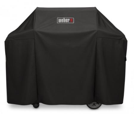 Premium Abdeckhaube - für Genesis® und Genesis® II 300-Serie Black