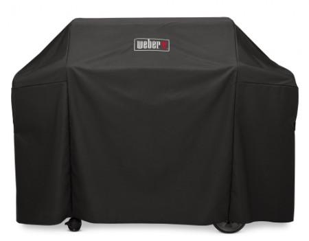 Premium Abdeckhaube - für Genesis® II 400-Serie Black