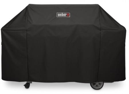 Premium Abdeckhaube - für Genesis® II 600-Serie Black