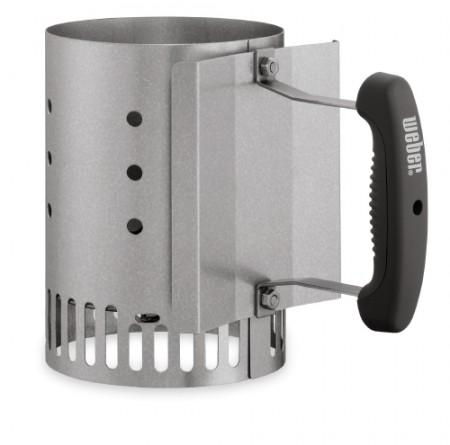 Compact Anzündkamin (bspw. für Smokey Joe, Bar-B-Kettle 47cm etc.)