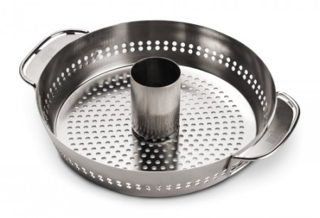 Gourmet BBQ System  - Geflügel Bräter Einsatz ohne Grillrost
