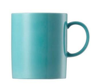 Henkelbecher - Turquoise