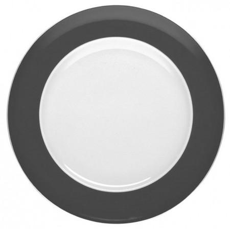 Frühstücksteller - Grey
