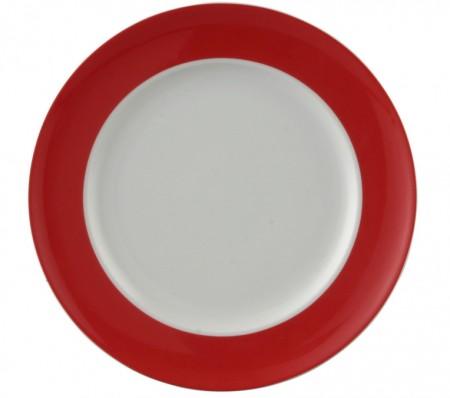 Frühstücksteller - New Red