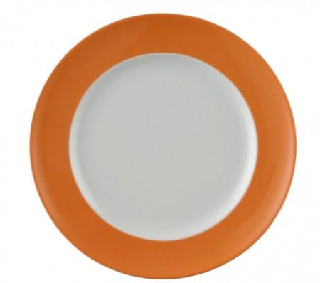 Frühstücksteller - Orange