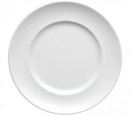 Frühstücksteller - Weiß