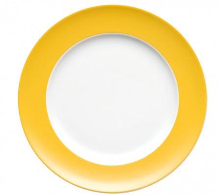 Frühstücksteller - Yellow