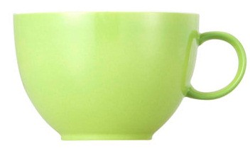 Kombi / Tee-Obertasse - Apple Green