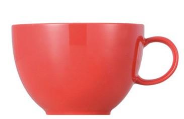 Kombi / Tee-Obertasse - New Red