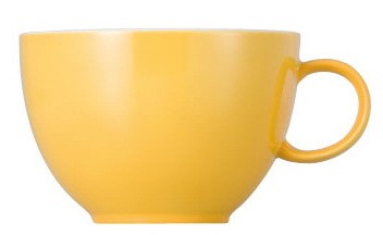 Kombi / Tee-Obertasse - Yellow