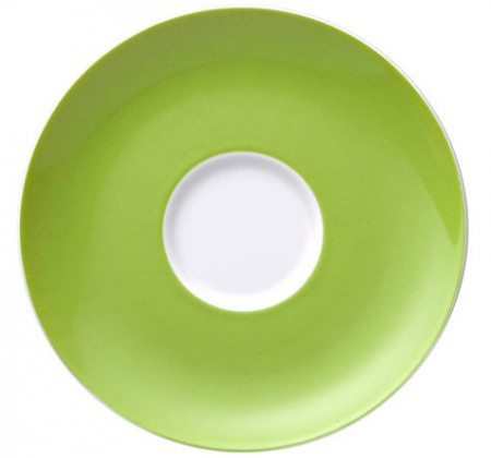 Kombi / Tee-Untertasse - Apple Green