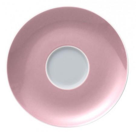 "Kombi / Tee-Untertasse - Light Pink"""