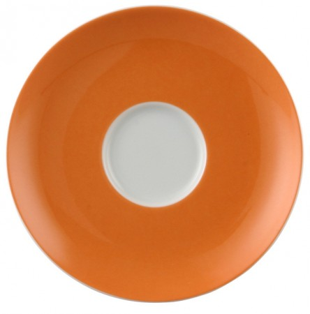 Kombi / Tee-Untertasse - Orange