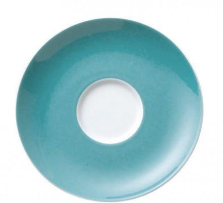 Kombi / Tee-Untertasse - Turquoise