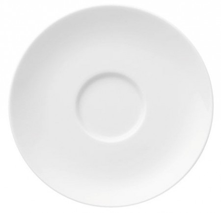 Kombi / Tee-Untertasse - Weiß