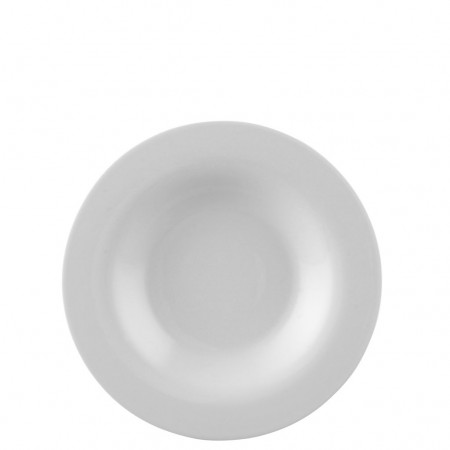 Moon Weiß Suppenteller 24 cm