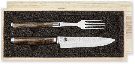 Kai Gabel/Steakmesser-Set Shun Premier