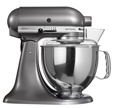 Küchenmaschine MEDAILLON SILBER KSM175 ARTISAN