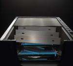Prestige 500 (Edelstahl) mit Infrarot-Heckbrenner und SIZZLE ZONE™ Seitenbrenner