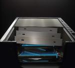 Prestige 500 (Grau) mit Infrarot-Heckbrenner und SIZZLE ZONE™ Seitenbrenner SIZZLE ZONE™ Seitenbrenner