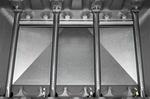 Einbaugrillaufsatz PRO 500 mit Infrarot-Heckbrenner