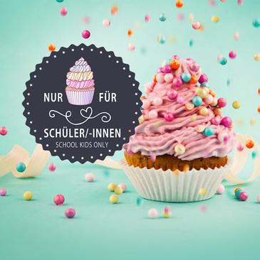After School Cupcakes Cupcakes - Backen und Genießen - Fr. 01.02.2019 12-15 Uhr für Kids ab 12 Jahren