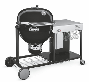 Summit® Charcoal Grilling Center - Holzkohlegrill 0 61 cm Schwarz