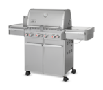 Summit® S-470 GBS - Gasgrill Edelstahl