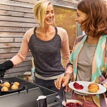 Der Grill-Kochkurs nur für Frauen! Mädelsabend einmal anders! - Mi. 13.05.2020 (3 Tage nach Mutttertag!)   17:00-21:30 Uhr