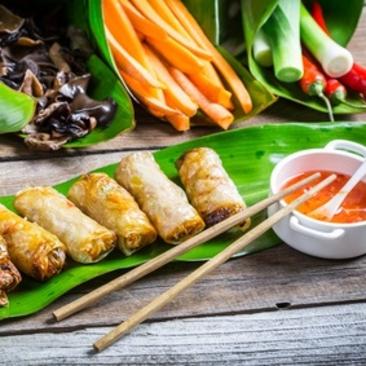 Vietnamesische Veggie-Glücksküche - Mo 27.01.2020  18:30 -23:00 Uhr