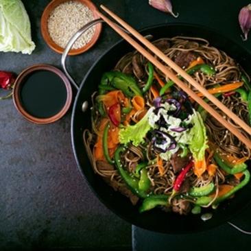 Thailändische Küche   - Würzig, veggie, frisch     Di. 22.09.2020  18:30 -23:00 Uhr